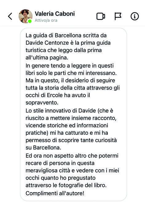 RECENSIONE VALERIA_CABONI