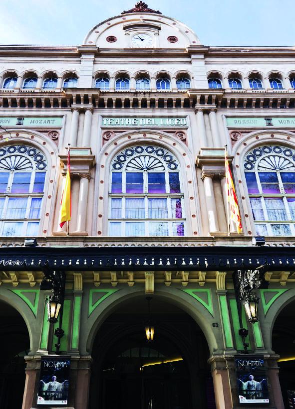 Il Gran Teatre de Liceu
